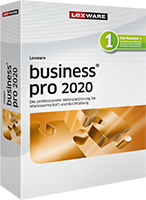 Lexware business pro 2020